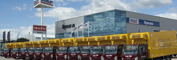 Grupo VMR renueva el diseño de su flota de camiones