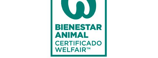 Conceden a Grupo VMR el Certificado Welfair de Bienestar Animal